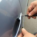 процесс вскрытия автомобиля подбор механического кода